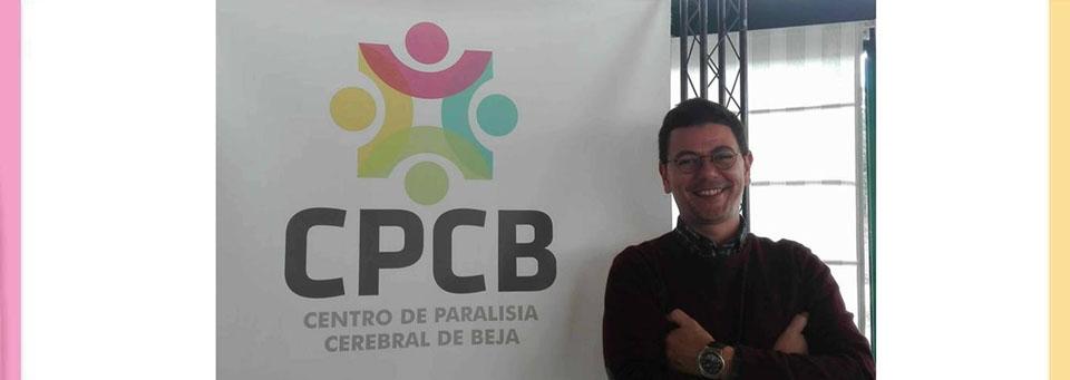 Bruno Ferreira, embaixador do CPCBeja
