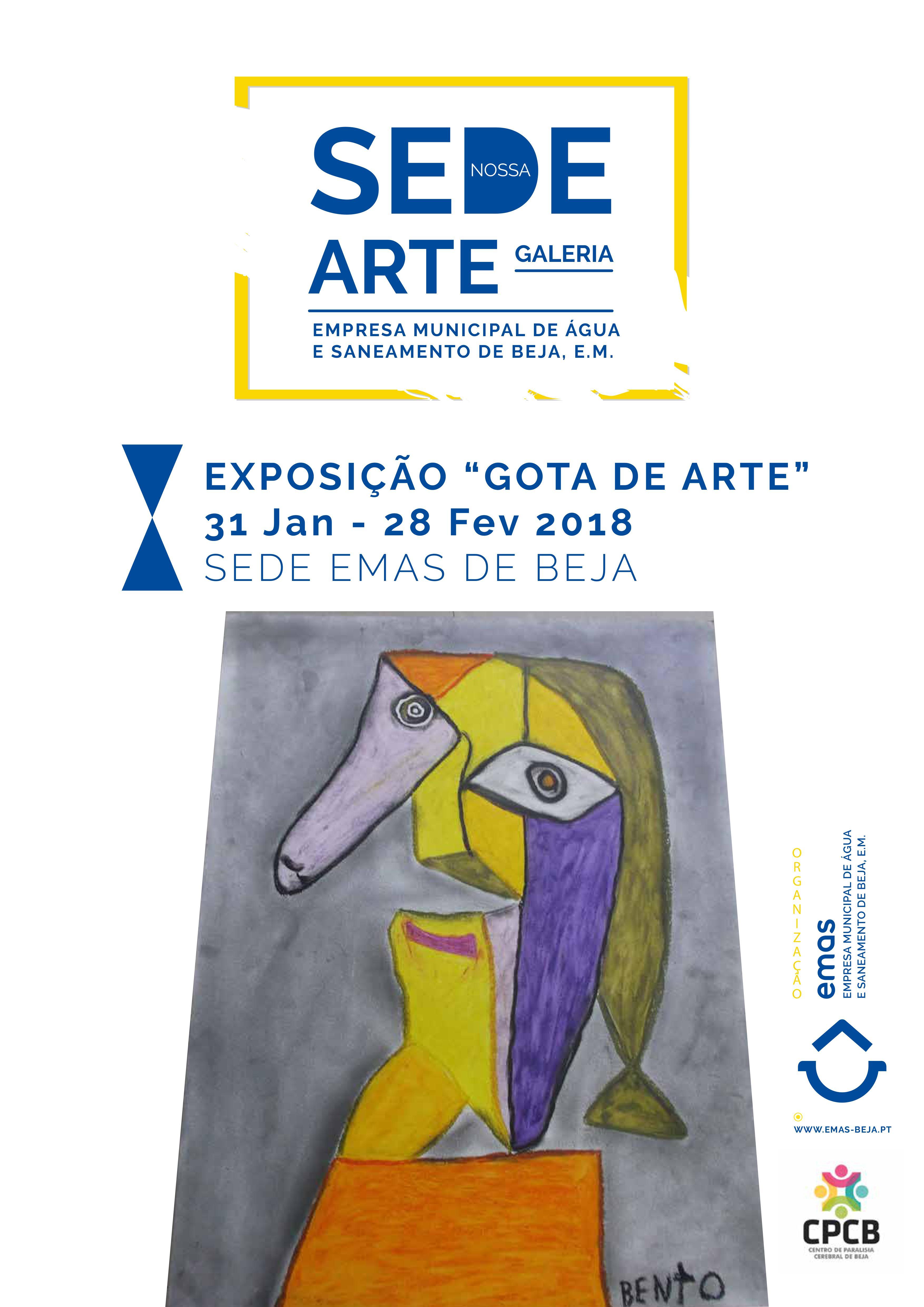 """""""Gota de Arte"""""""